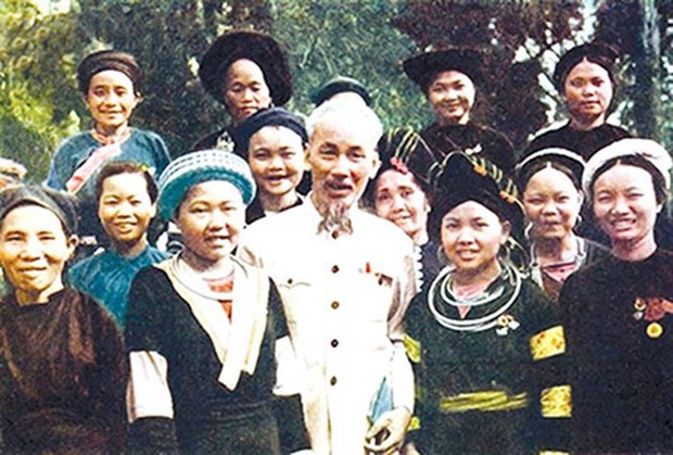 Le Parti communiste vietnamien, noyau du bloc de grande union nationale hinh anh 1