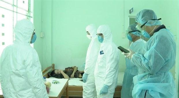 Hanoi : des hopitaux prets a traiter les cas de coronavirus hinh anh 1