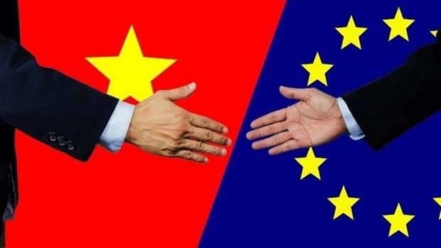 L'OIT salue la ratification par le Parlement europeen de l'EVFTA hinh anh 1