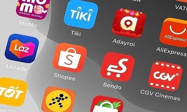GlobalData : le marche de l'e-commerce du Vietnam depassera 17 milliards de dollars en 2023 hinh anh 1