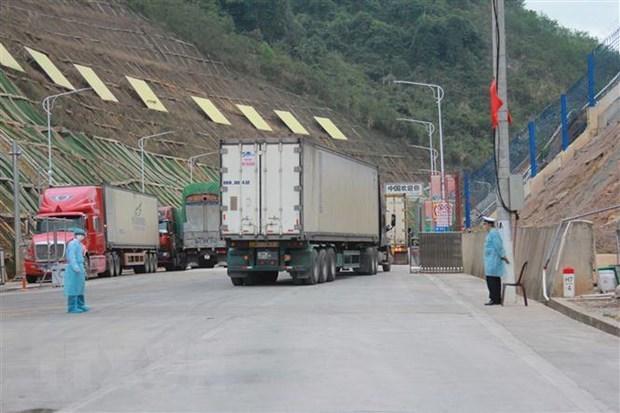 Proposition de dedouanement des marchandises via des portes frontalieres secondaires hinh anh 1