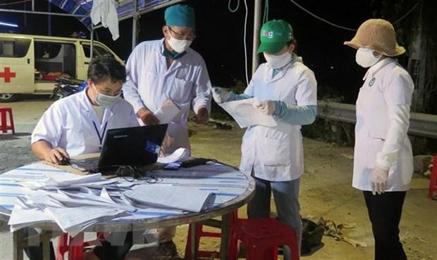 COVID-19: le role important des unites medicales de base pour la detection precoce des cas hinh anh 1