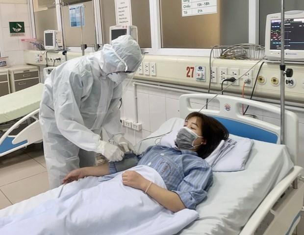 COVID-19 : le ministere de la Sante appelle tout le pays a soutenir les forces medicales hinh anh 1