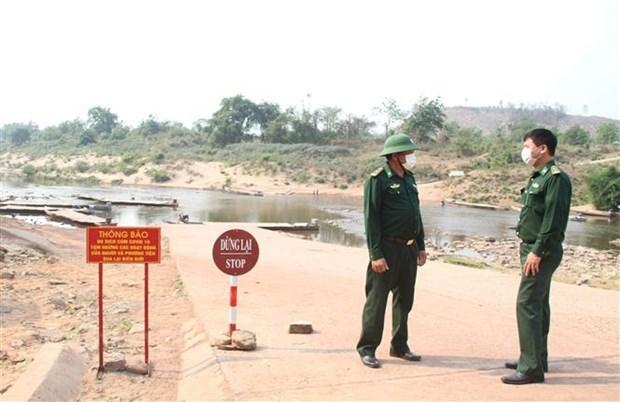 Vietnam-Laos: les informations sur de nouvelles reglementations d'entree et de sortie hinh anh 1