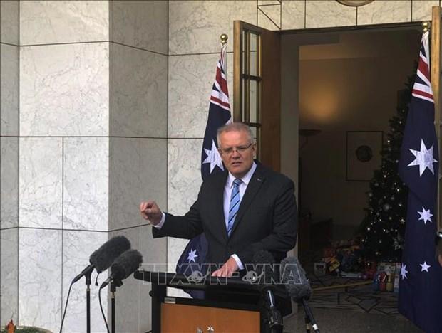 Informations du ministere des AE sur des politiques appliquees par l'Australie pour les etrangers hinh anh 1