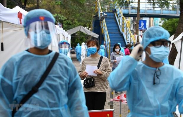 Hanoi se prepare a un scenario de niveau 4 face a l'evolution du coronavirus hinh anh 1