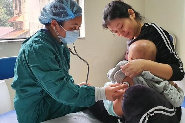 Succes d'une greffe de moelle osseuse sur un enfant atteint du SWA hinh anh 1