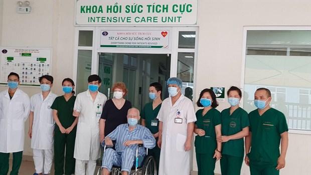 Des organisations internationales apprecient la lutte contre le COVID-19 du Vietnam hinh anh 1