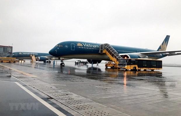 Des informations sur des vols pour rapatrier les citoyens vietnamiens hinh anh 1