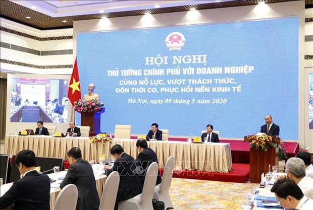 Le PM appelle a redoubler d'efforts pour une croissance de plus de 5% hinh anh 1