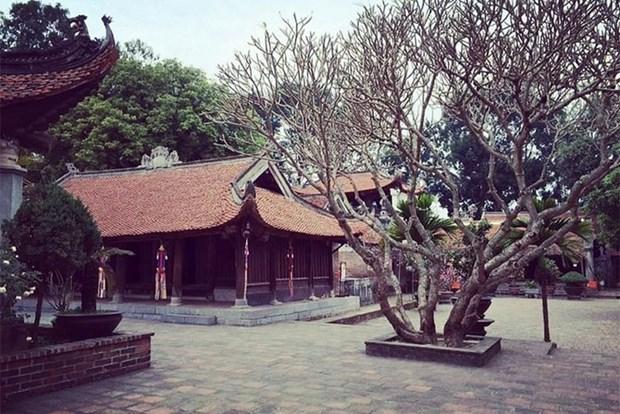 Bac Giang s'interesse au developpement du tourisme spirituel hinh anh 1