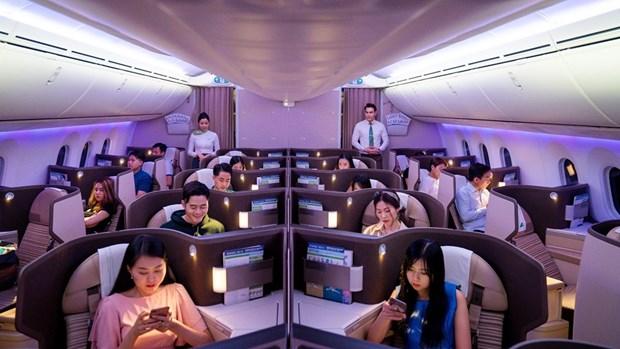 Bamboo Airways demarrera ses vols vers les Etats-Unis fin 2021 hinh anh 1