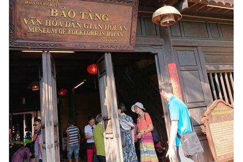 Hoi An : les musees sont prets a rouvrir leurs portes hinh anh 1
