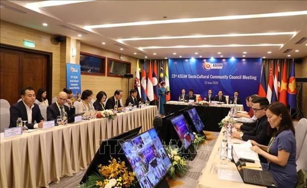 ASEAN : elaboration d'un plan de retablissement apres le COVID-19 hinh anh 1