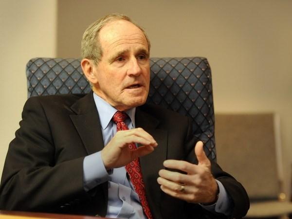 Un senateur americain s'attend a une consolidation des relations Vietnam-Etats-Unis hinh anh 1