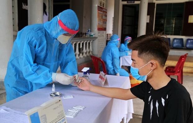 COVID-19 : le Vietnam denombre deux nouveaux cas locaux hinh anh 1