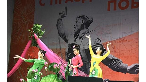 Le chant vietnamien sur la scene russe hinh anh 1