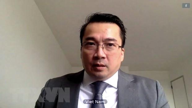 Le Vietnam soutient les negociations entre le gouvernement syrien et la partie d'opposition hinh anh 1