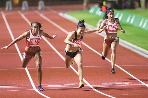 Athletisme : formation des jeunes, la clef du succes hinh anh 1