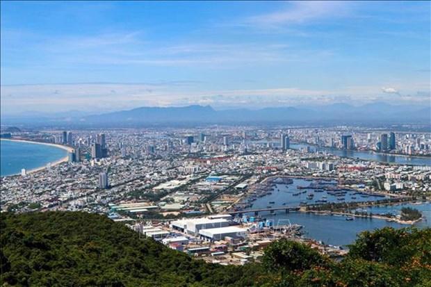 L'aspiration d'une ville de moteur du Centre - Da Nang hinh anh 1