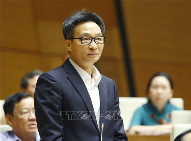 AN : interpellations de membres du gouvernement sur de questions importantes hinh anh 1