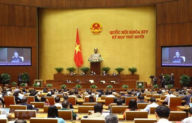 14e legislature de l'AN : poursuite des seances question-reponse hinh anh 1