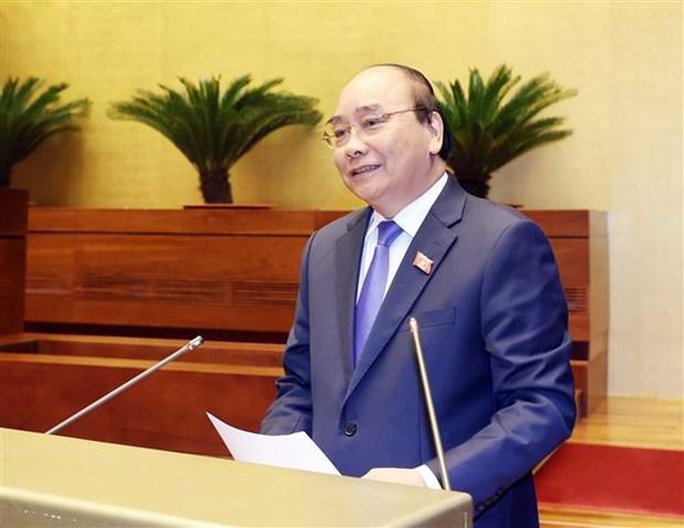 14e legislature de l'AN : le Premier ministre monte au creneau hinh anh 1