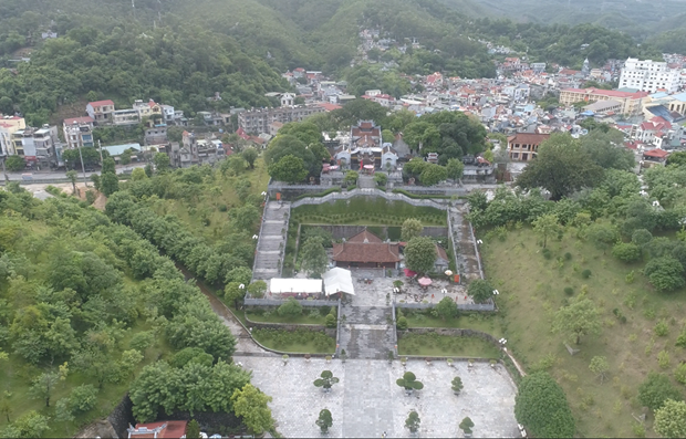 Decouverte de Cua Ong, un temple special du Nord-Est hinh anh 1