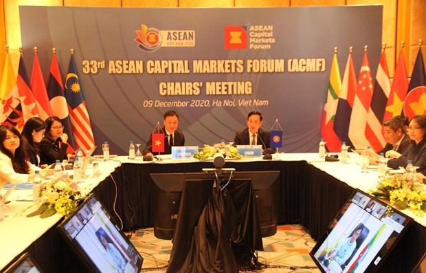Le Vietnam remplit son role de president du Forum de l'ACMF hinh anh 1