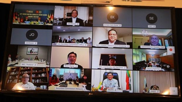 Le Vietnam remplit son role de president du Forum de l'ACMF hinh anh 2