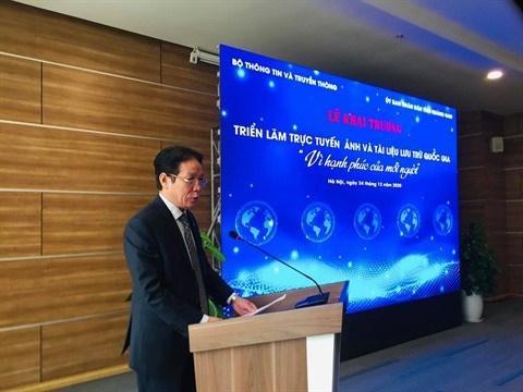 Exposition virtuelle sur les realisations du Vietnam en matiere des droits de l'homme hinh anh 1