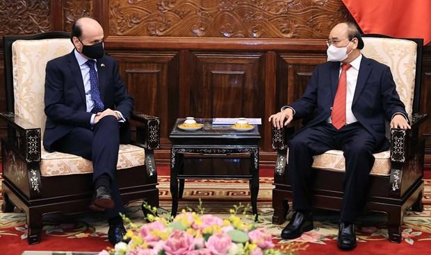 Argentina quiere establecer una alianza estratégica con Vietnam hinh anh 3