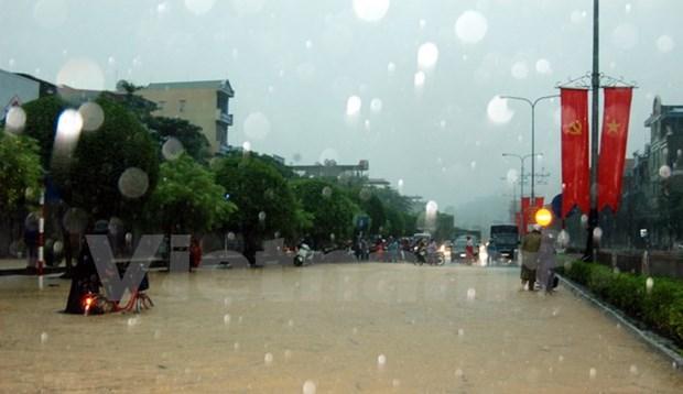 Les crues et pluies torrentielles font 15 morts a Quang Ninh hinh anh 1