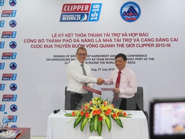 Yacht : Da Nang accueillera la Clipper Race 2015-2016 hinh anh 1