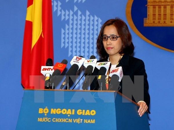 Le Vietnam est determine a eradiquer la traite humaine hinh anh 1