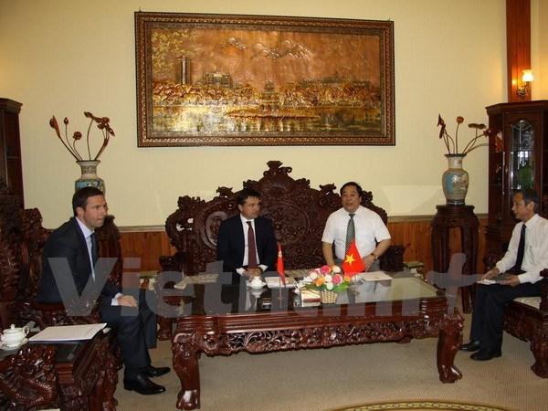 Vietnam et Moscou accelerent le deploiement de leurs projets de cooperation hinh anh 1