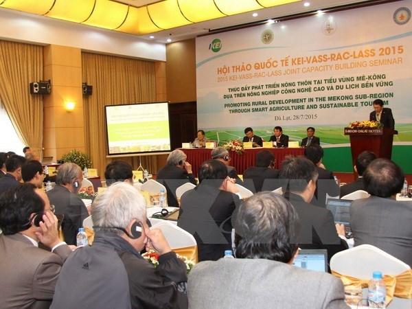 Agriculture : partage d'experiences avec le Laos et le Cambodge hinh anh 1