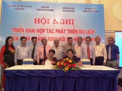 HCM-Ville et Quang Ninh resserrent leurs liens dans le tourisme hinh anh 2