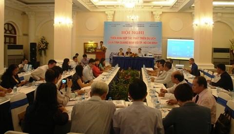 HCM-Ville et Quang Ninh resserrent leurs liens dans le tourisme hinh anh 1