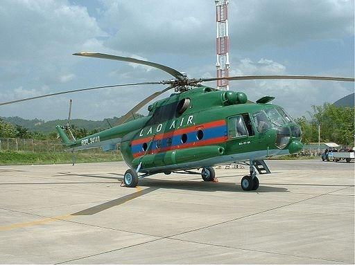 Crash d'helicoptere au Laos : message de condoleances du PM hinh anh 1