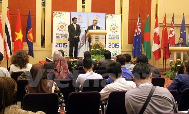 ASEAN : l'AMM 48 se concentrera sur la politique et la securite hinh anh 1
