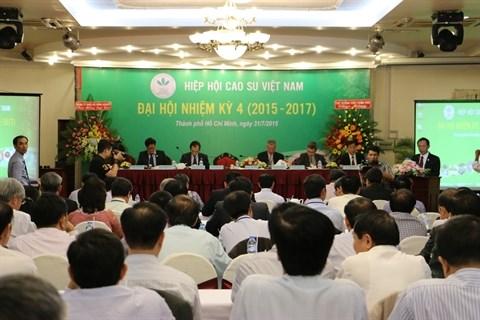 La chute du cours du caoutchouc inquiete les producteurs hinh anh 1