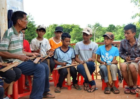 Cours de gong estivaux a Dak Lak hinh anh 1