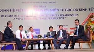 Vingt ans de normalisation Vietnam-Etats-Unis vus sous le prisme de l'economie hinh anh 1