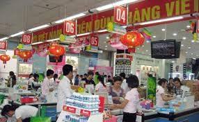 Defile intitule ''Fier des marques commerciales vietnamiennes'' hinh anh 1