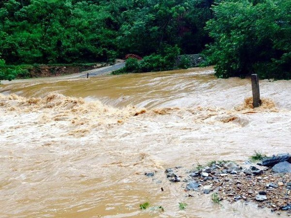 Crues et glissements de terrain : 25 morts au Nord hinh anh 1