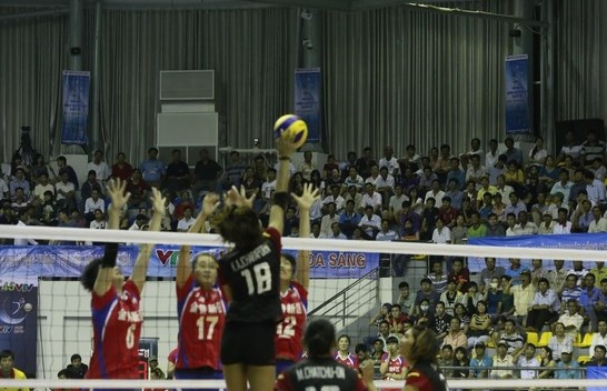 Volley-ball feminin: la Thailande remporte le VTV Cup Sac Ngoc Khang hinh anh 1