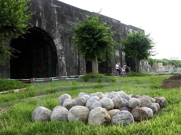 Decouverte d'objets importants dans la citadelle des Ho a Thanh Hoa hinh anh 1