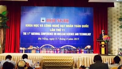 Conference nationale sur les sciences et technologies nucleaires hinh anh 1