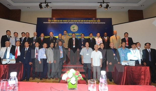 La Federation internationale des arts martiaux du Vietnam voit le jour hinh anh 1